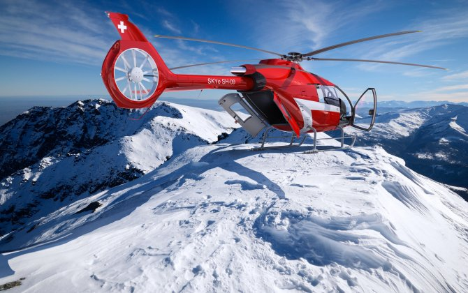 Marenco Swisshelicopter announces first participation at Heli UK Expo