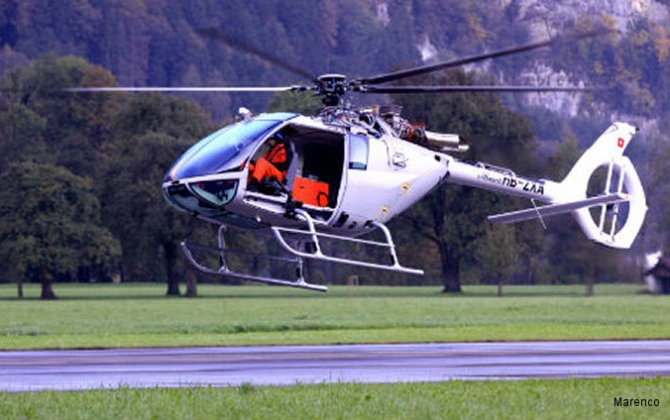Marenco Swisshelicopter SKYe SH09 order book hits 101 units at Heli Expo