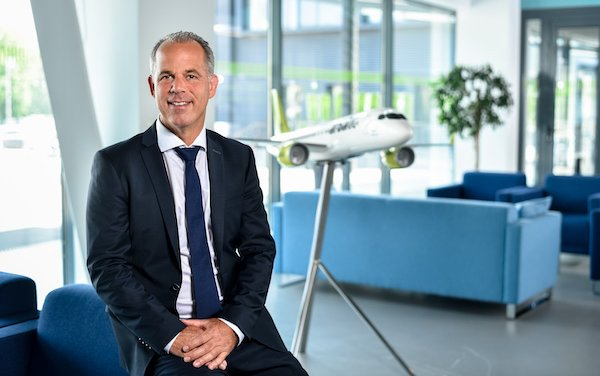 Martin Gauss on situation in aviation industry, airBaltic present and future