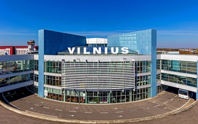 May Marked a Historic Record of Passenger Traffic in Lithuanian Airports