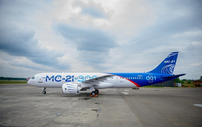 MC-21 passenger jet serial production to start in 2021