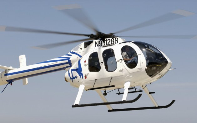 MD Helicopters appoints Sapura Aero for South East Asia sales