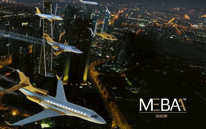 MEBAA SHOW 2018 TO SHOWCASE BEST OF BUSINESS AVIATION