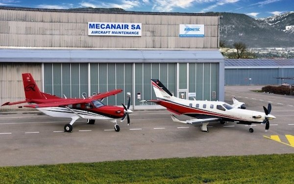 MecanAir appointed authorized service center for Kodiak and TBM