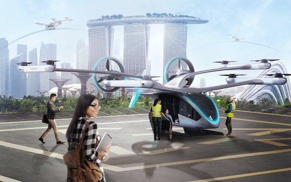 Meet Eve, the first spin-off from EmbraerX, shape the future of Urban Air Mobility