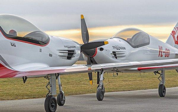 Meet Latvian made Tarragon aircraft - no less than 10 to export this year