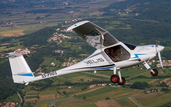 Meet Plane Of The Year by Plane and Pilot - Pipistrel Velis Electro