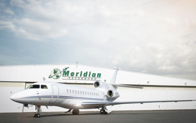 Meridian Air Charter Adds Ultra-Long Range Jet
