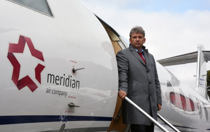 Meridian opens a window to Europe