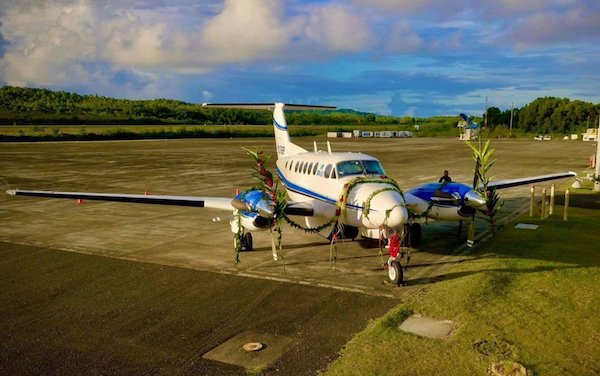 Metrojet assists voluntary aeromedical organisation to deliver aircraft for life-saving missions