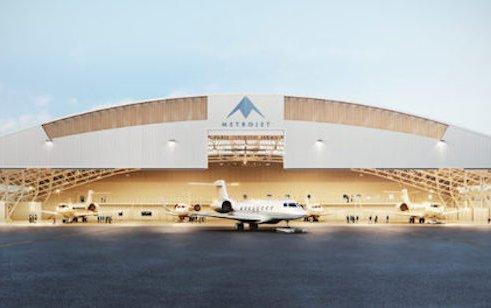 Metrojet Hong Kong MRO installs first bizjet mobile system on Bombardier Global