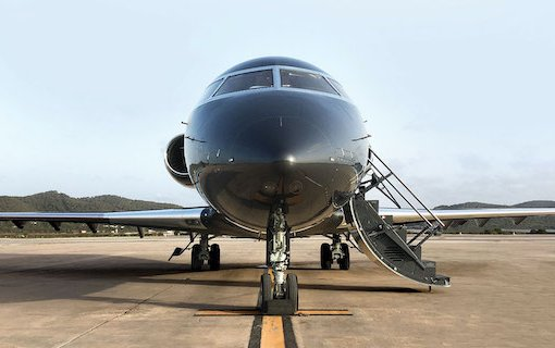 MHS Aviation grows its fleet with a Bombardier Challenger 604