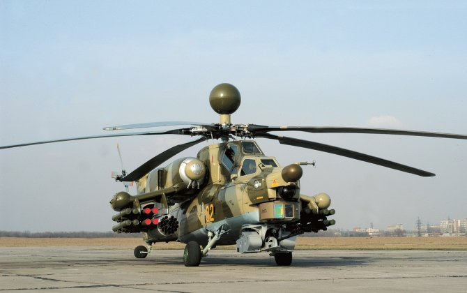 Mi-28NE Helicopter to Take Part in MAKS-2017 Flight Program for 1st Time