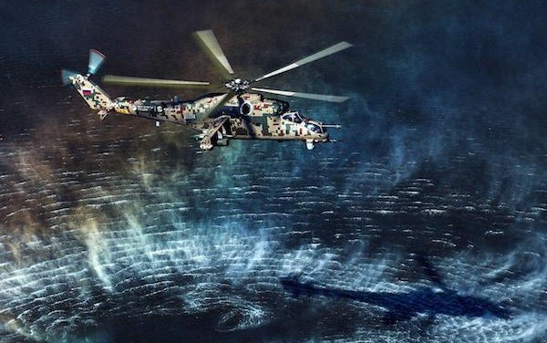 Mi-35P and Ansat helicopters to be presented at Russia-Africa Economic Forum