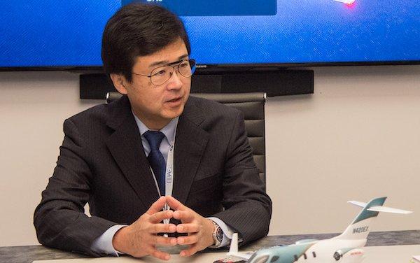 Michimasa Fujino, Honda Aircraft Company President & CEO, will receive the 2021 AIAA Reed Aeronautics Award