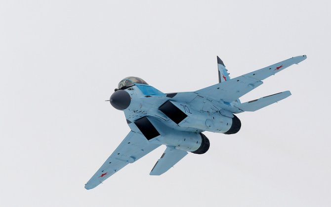 MiG Aircraft Corporation reveals details of MIG-35 demonstration flight