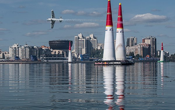Mike Goulian Leading as Red Bull Air Race World Championship Approaches