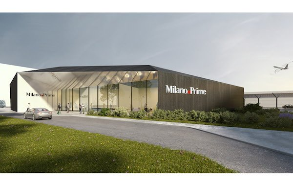 MILANO PRIME PRESENTS THE NEW GENERAL AVIATION TERMINAL IN MALPENSA AT NBAA-BACE