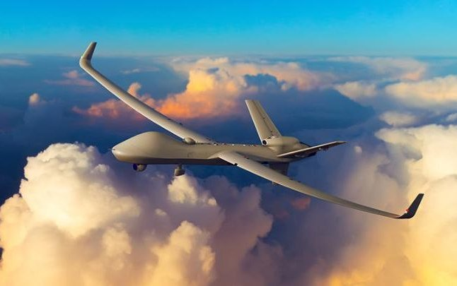 Ministry of Defence unveils new armed drone that can spy on targets for twice as long to double RAF fleet