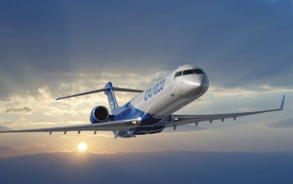 Mitsubishi Heavy Industries acquisition of Canadair Regional Jet Program