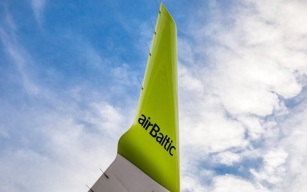 Mobile booking boom for airBaltic