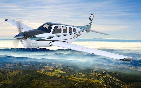 Modern technology & Retro styling- Special 75th anniversary edition Beechcraft Bonanza