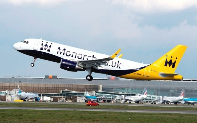 Monarch's inaugurals from Birmingham Airport to Lisbon and Madrid take flight!