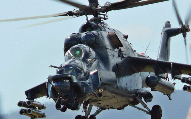Moscow, Kabul Look for Options of Mi-35 Helicopter Deliveries to Afghanistan