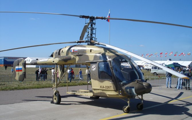 Moscow, Tehran negotiating supply of Ansat, Ka-226T helicopters to Iran