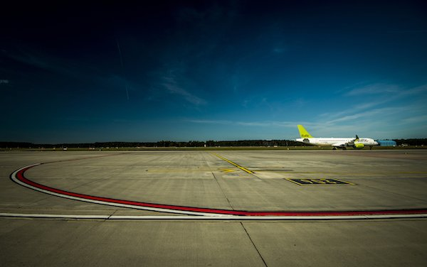 Most Punctual Airline in Europe - airBaltic
