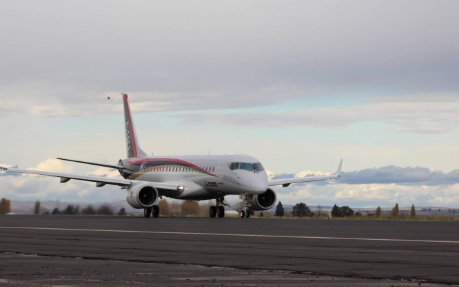 MRJ's FTA-3 Completes Ferry Flight to the U.S.
