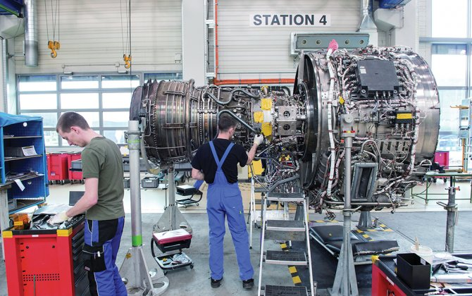 MROs Add Ancillary Services For Revenue Growth