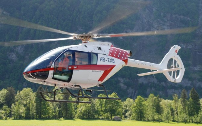 MSH to present second prototype at Heli-Expo 2018 in Las Vegas