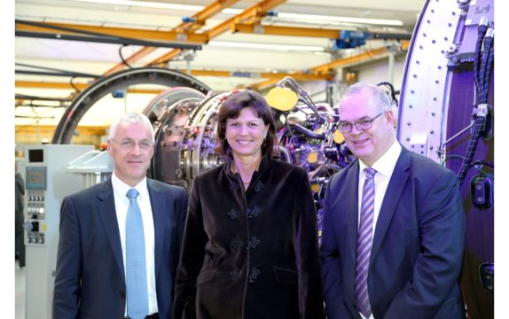 MTU Aero Engines inaugurates new final assembly line for the PW1100G-JM