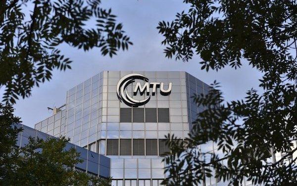 MTU Aero Engines presented figures for 2020