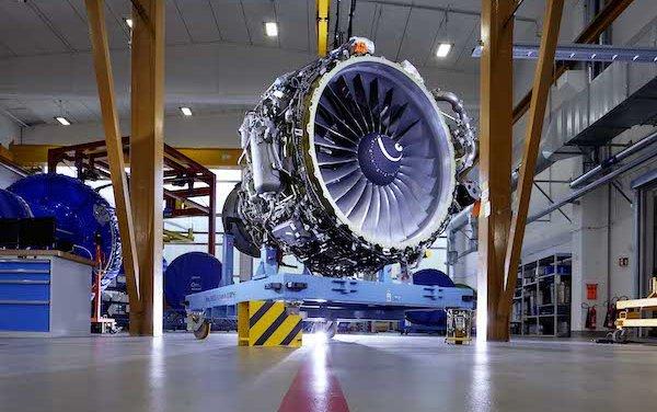 MTU Maintenance delivers 500th CF34-10E engine to Kenya Airways