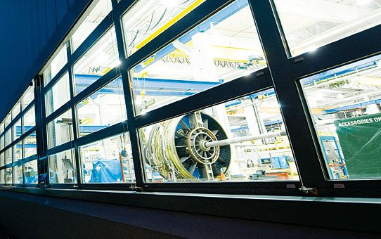 MTU Maintenance excels in healthy engine aftermarket