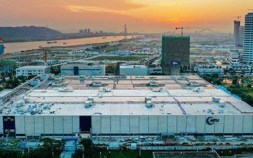 MTU Maintenance Zhuhai completes expansion and celebrates 3,000 shop visits