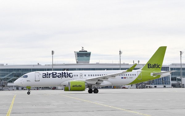 Munich Airport becomes Gateway for the Baltics