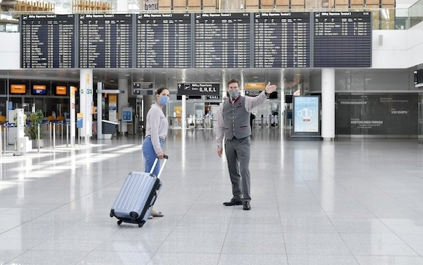 Munich Airport receives certificate for implementation of Health Measures