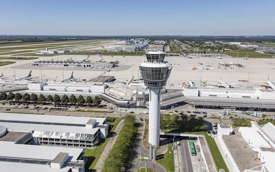 Munich Airport recognized for successful efforts to reduce CO2 emissions