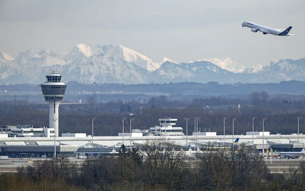 Munich Airport remains the only 5-star Airport in Europe