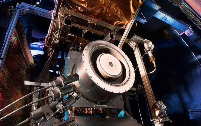 NASA pours $67 million into solar electric spacecraft engines