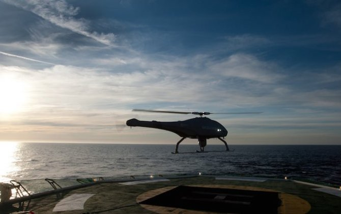 Navy tenders for interim VTOL UAS capability