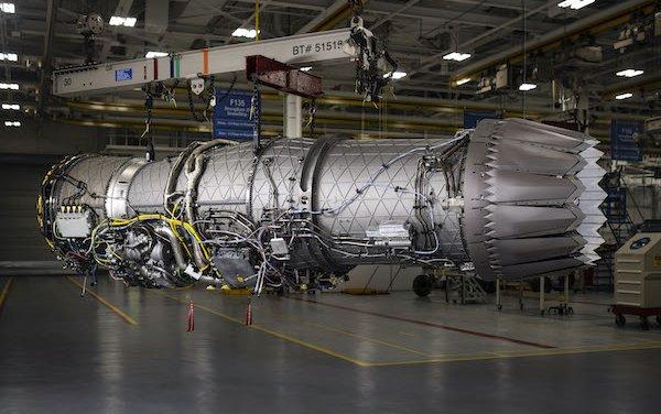 Netherlands F135 engine heavy maintenance facility achieves Initial Depot Capability