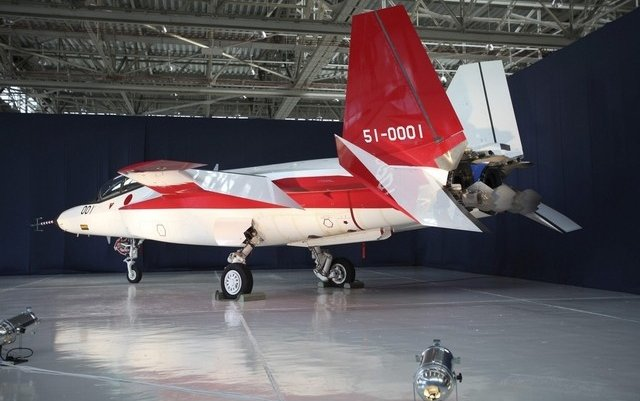 New $40bn stealth fighter jet built in Japan on the cards