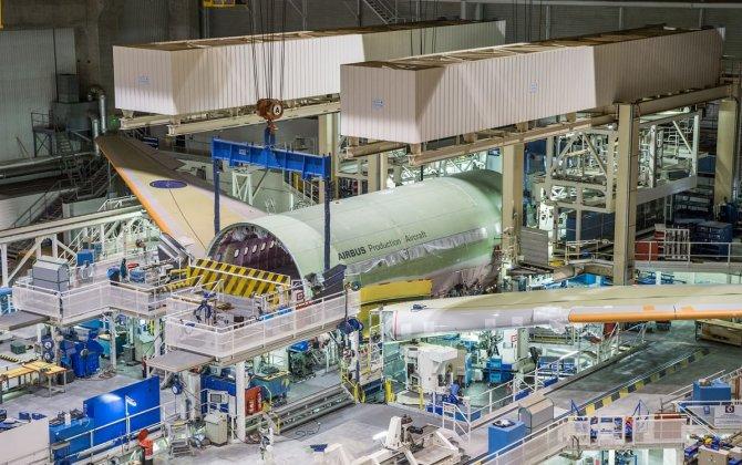 New A330-800 starts final assembly