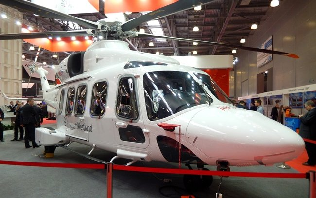 New agreement for Leonardo-Finmeccanica's helicopters in Russia