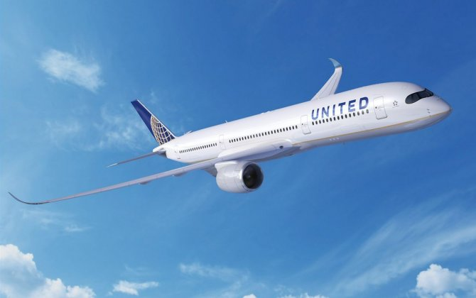 New agreement with United Airlines increases A350 XWB order to 45