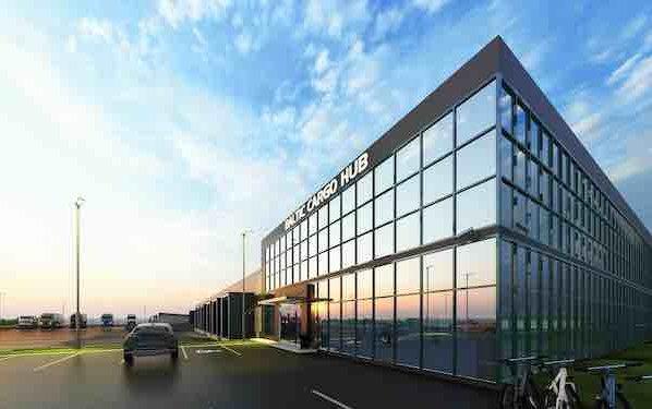 New airBaltic  Baltic Cargo Hub at Riga Airport